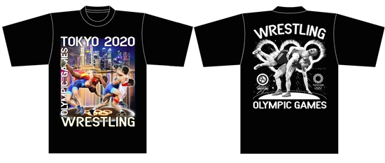 Olympic Games - Tokyo 2020 - Wrestling