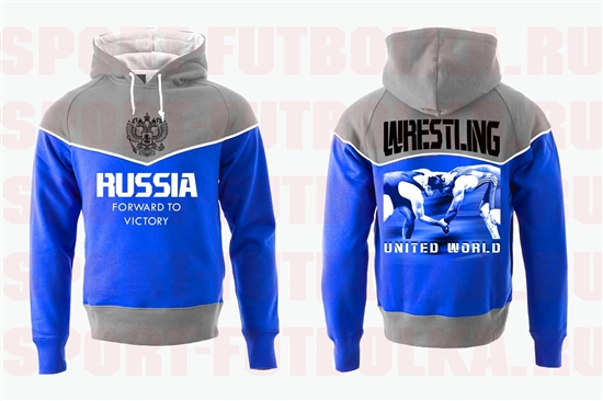 Толстовка - United World Wrestling